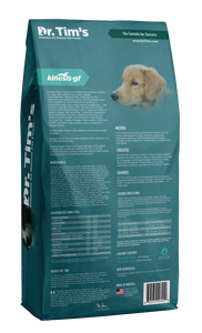Dr. Tim's Puppy Friendly Food 5lb (Kinesis Grain Free/RPM)
