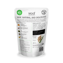 Load image into Gallery viewer, New Zealand Natural Pet Food Woof - Freeze Dried Dog Food Duck (50g/320g/1.2kg)