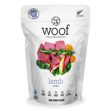 Load image into Gallery viewer, New Zealand Natural Pet Food Woof - Freeze Dried Dog Food Lamb (50g/320g/1.2kg)