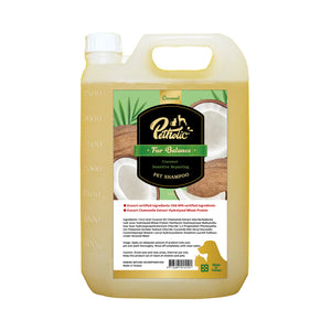Petholic - Coconut Sensitive Repair Pet Shampoo (Promo: Free Doggyman Grooming Tools!)