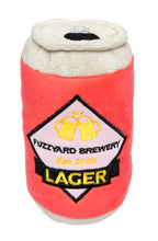 Load image into Gallery viewer, FuzzYard Plush Toys - Can of Beer