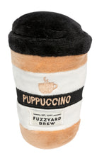 Load image into Gallery viewer, FuzzYard Plush Toys - Take Away Coffee