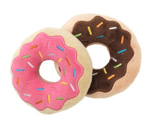 Load image into Gallery viewer, FuzzYard Plush Toys - Donuts 2pcs / pack