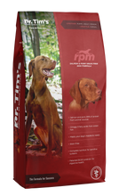 Load image into Gallery viewer, Dr. Tim's RPM Salmon and Pork - Salmon and Pork Grain Free Dog Formula 5lb