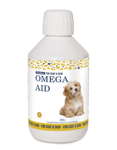 Swedencare - ProDen OmegaAid Skin & Coat Supplement 250ml