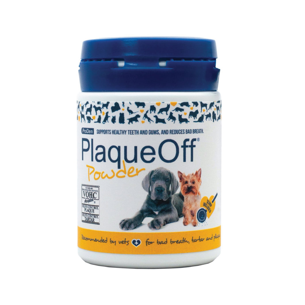 Swedencare - ProDen PlaqueOff Powder for Dogs 40g