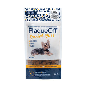 (Promo) Swedencare - ProDen PlaqueOff Dental Bites for Small Dogs 60g