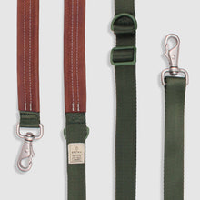 Load image into Gallery viewer, SPUTNIK Multi-Function Dog Leash - Green