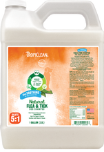 Load image into Gallery viewer, Tropiclean Natural Flea & Tick - Shampoo (Plus Soothing) (20 fl. oz./1 Gal)
