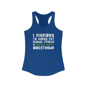 Women's Manage Crazy Kickboxing Tank