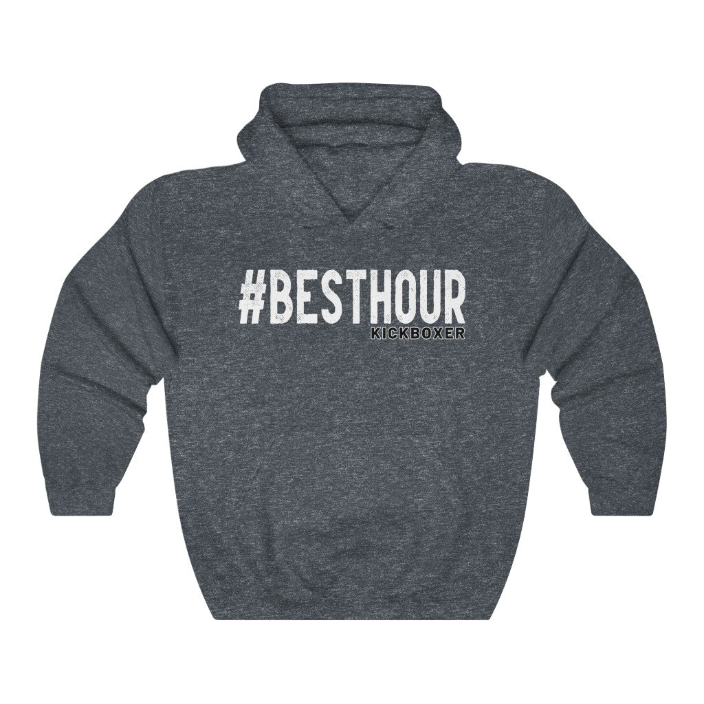 #BESTHOUR Kickboxer Blend™ Hooded Sweatshirt