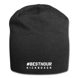 #BestHour Kickboxer Beanie - charcoal gray