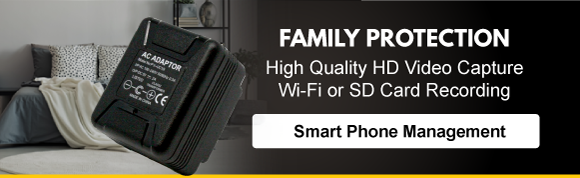 hidden camera or spy camera for family