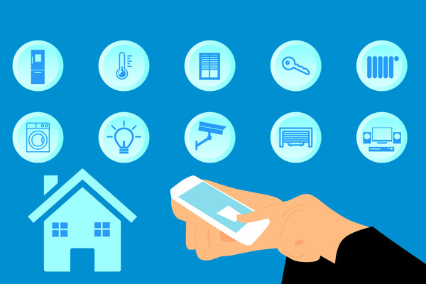 smart home monitoring system