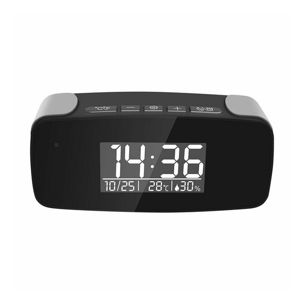 1080P HD Wi-F Camera Clock