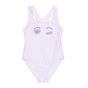 Swimsuit Kids Flirting Strass