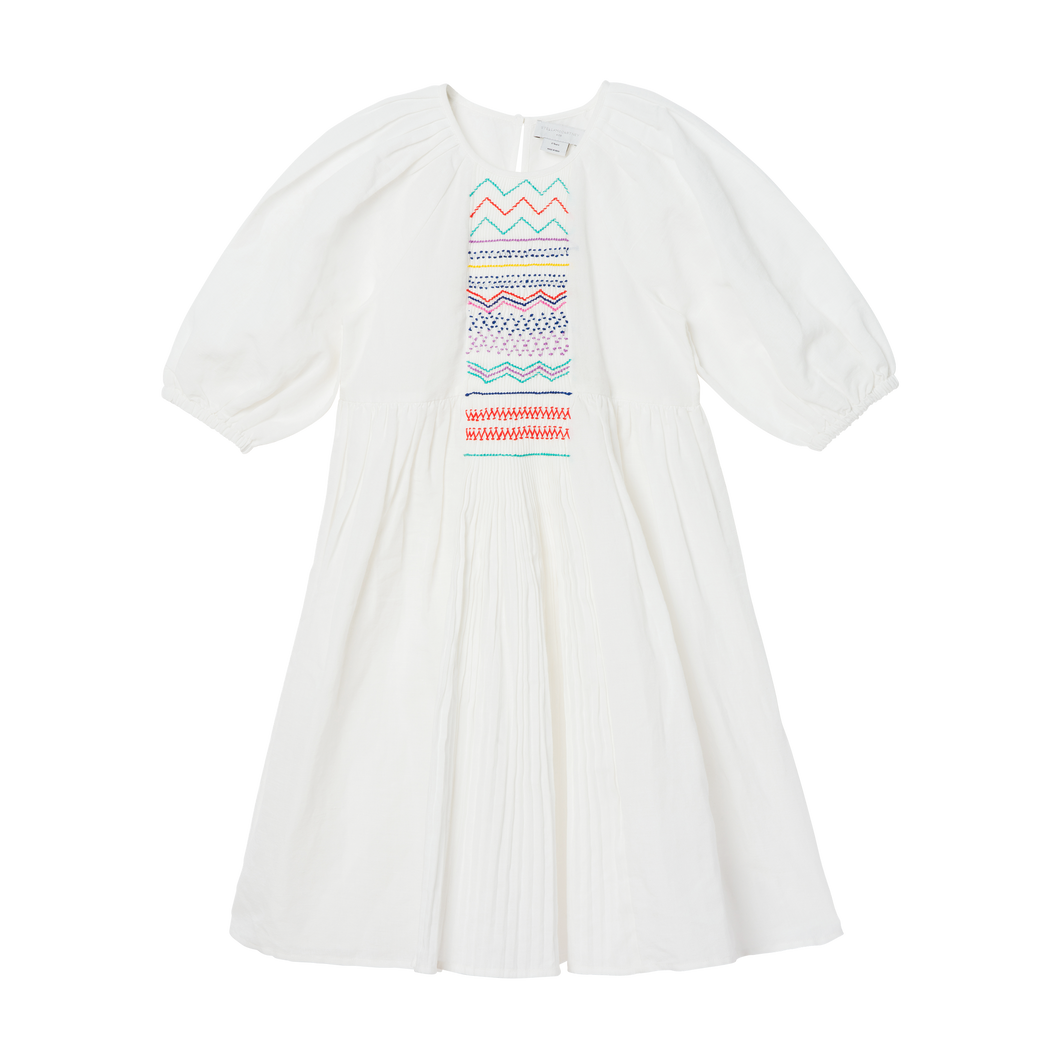 Dress with Smock Dtl