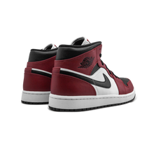 Load image into Gallery viewer, Air Jordan 1 Mid Chicago Black Toe