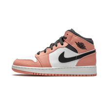 Load image into Gallery viewer, Air Jordan 1 Mid Pink Quartz
