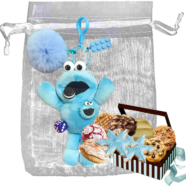YTC Christmas Stocking Stuffer - Cookie Monster