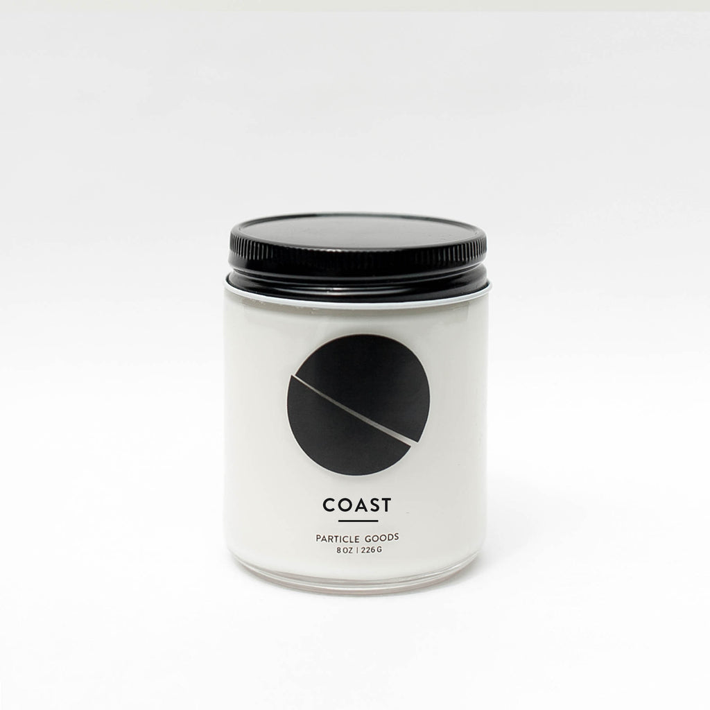 Coast jar candle