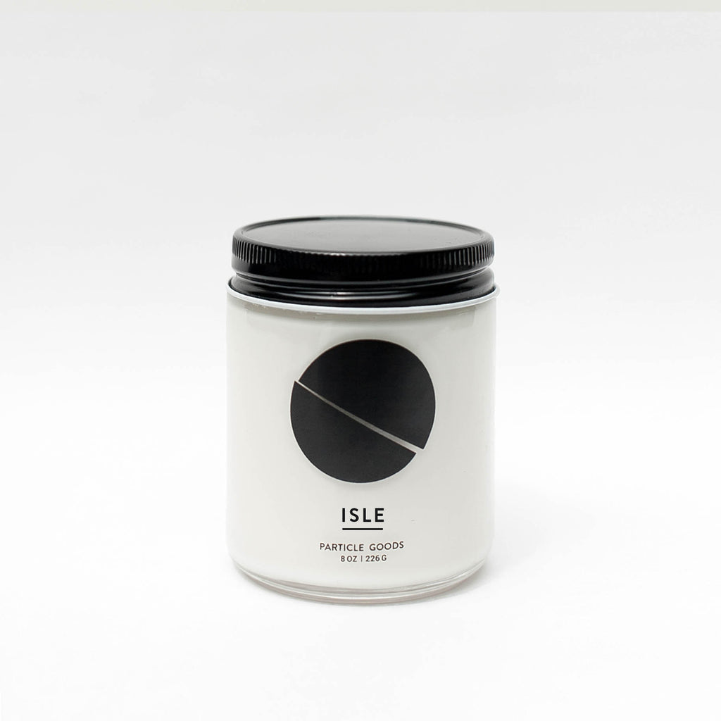 Isle jar candle