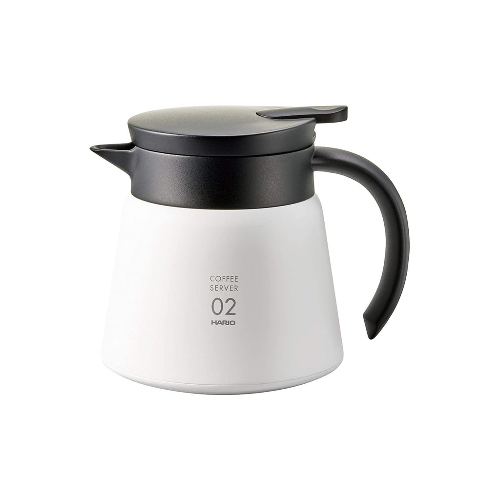 V60 Insulated server in white