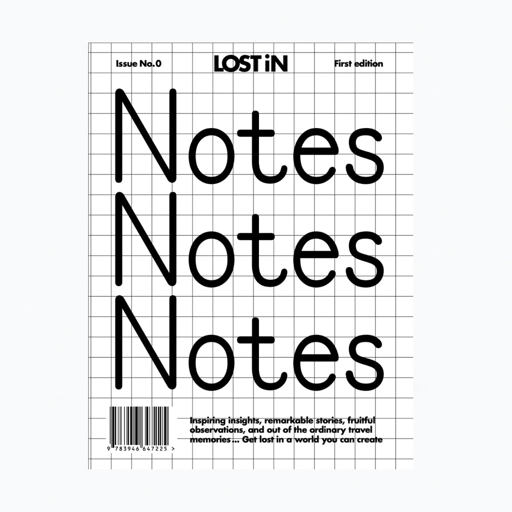 Lost In: Notes