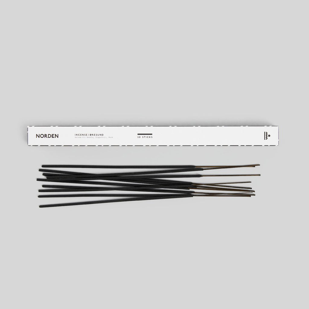 Oresund incense sticks