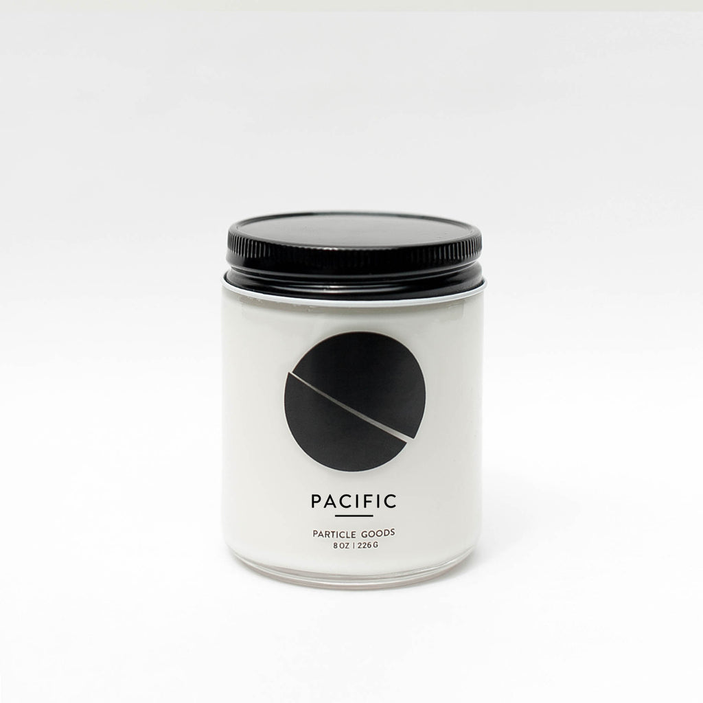 Pacific jar candle