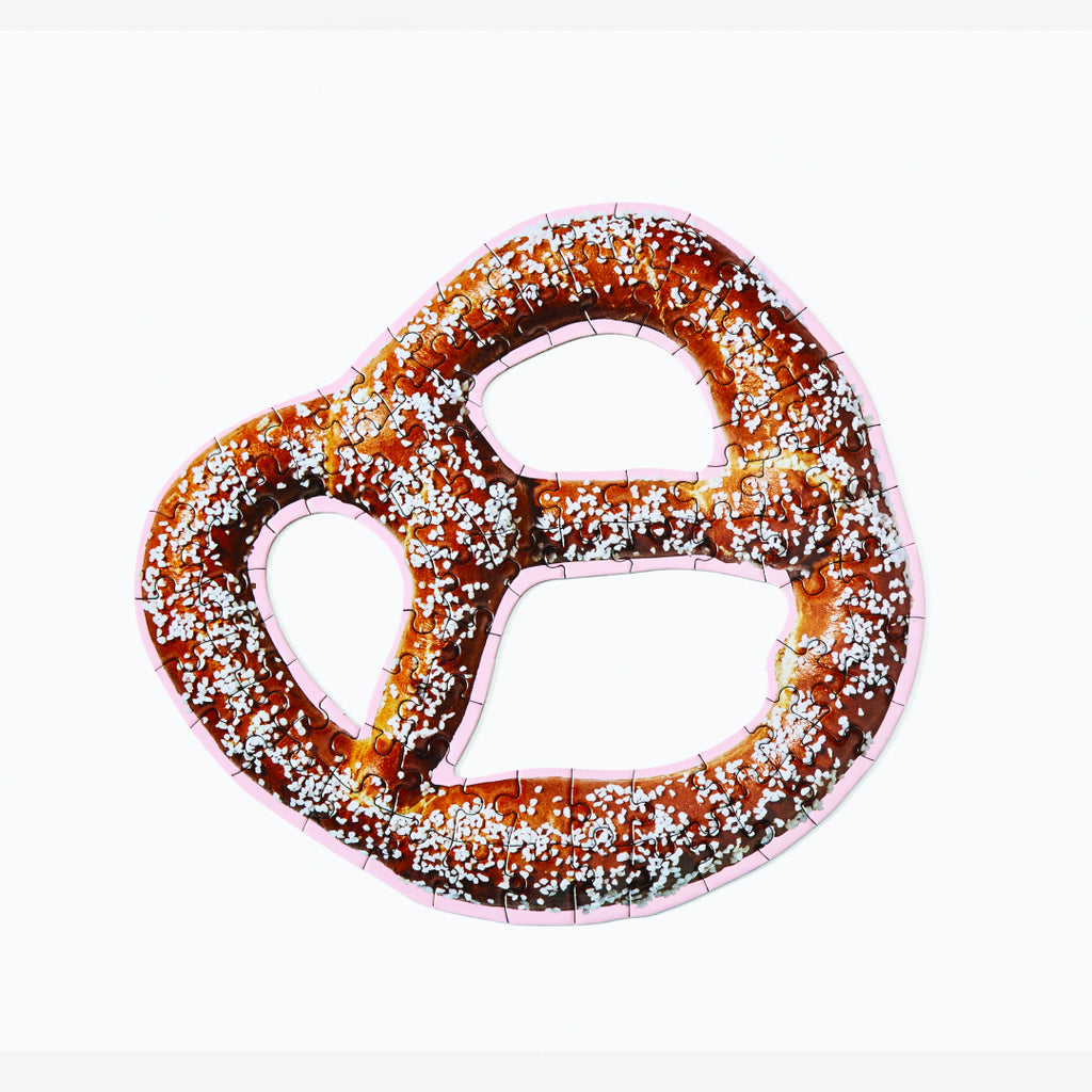 Little Puzzle Thing: Soft Pretzel