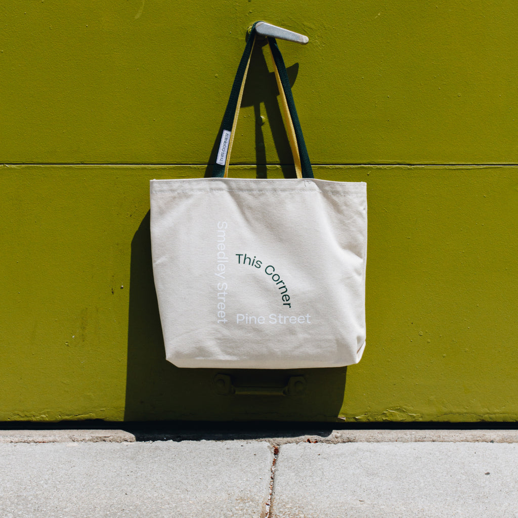 This Corner Streets Tote