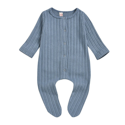 Knit Baby Sleeper