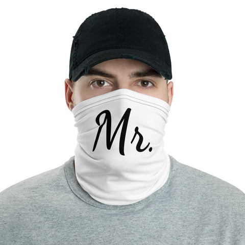 Mr. Face Mask / Neck Gaiter