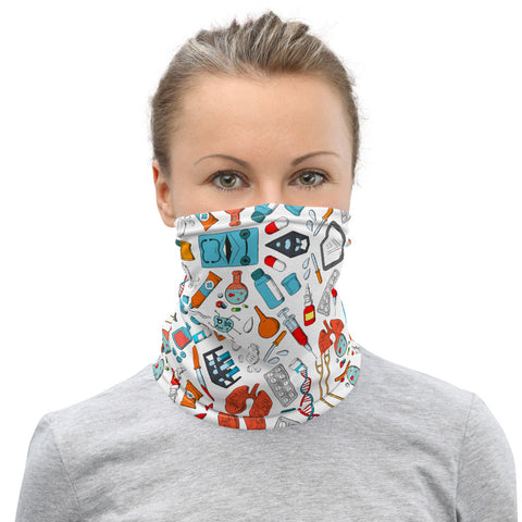 Medical Print - Neck Gaiter