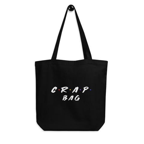 Crap Bag - Friends Themed - Eco Tote Bag