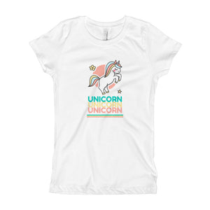 Unicorn - Girl's T-Shirt