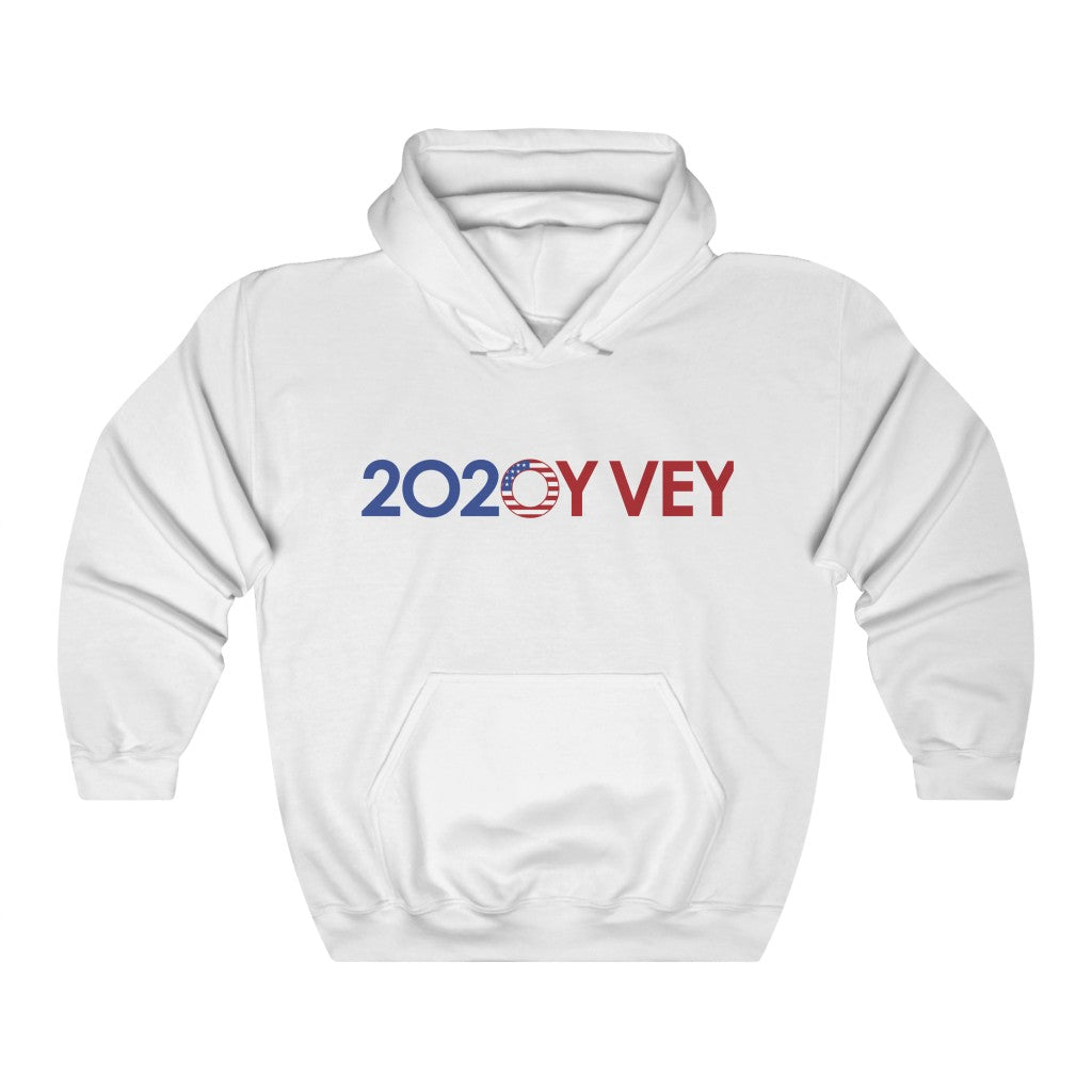 2020 Oy Vey Unisex Hooded Sweatshirt