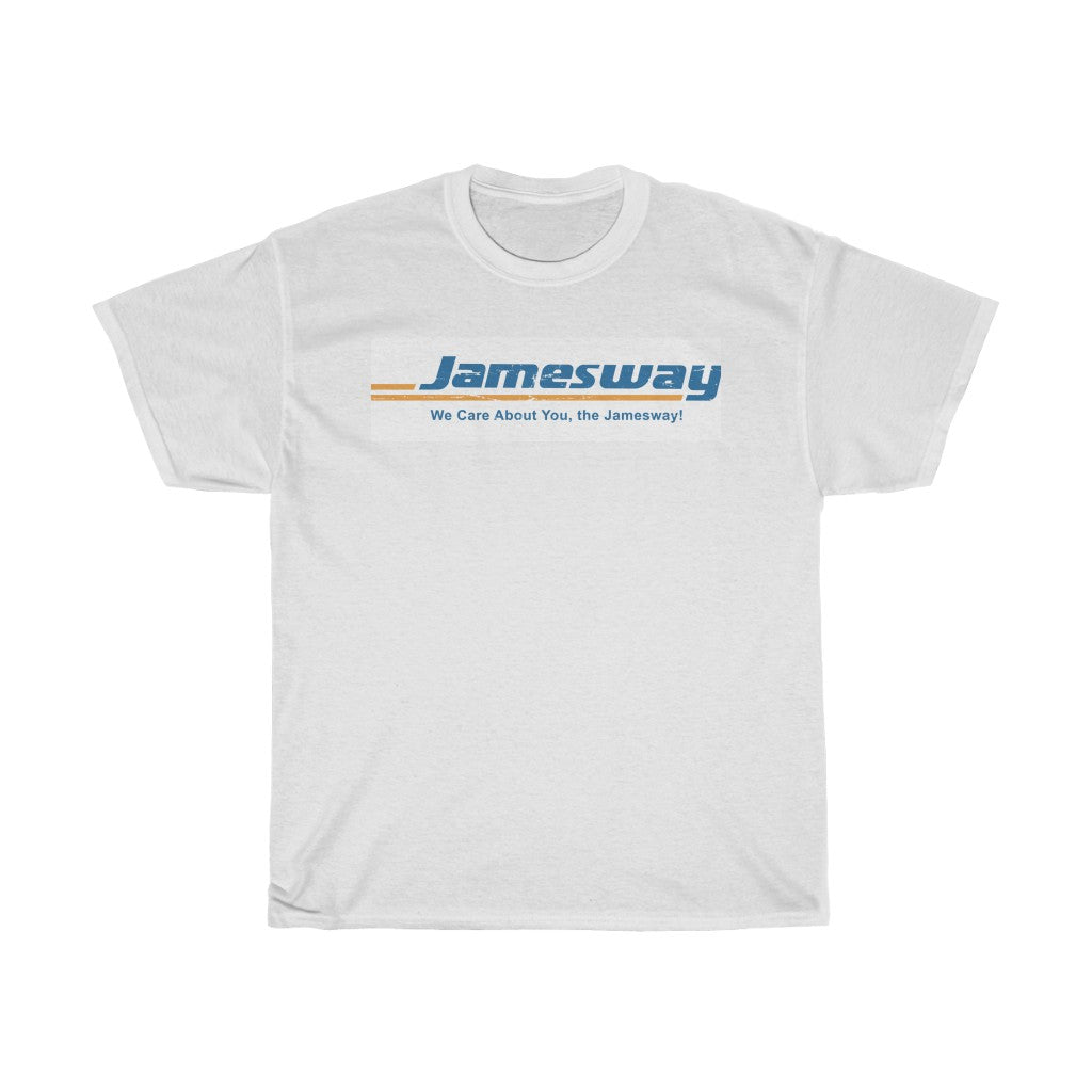 Jamesway Unisex Heavy Cotton Tee