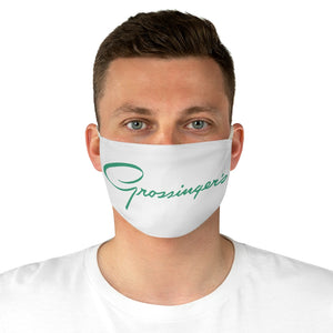 GROSSINGERS HOTEL Fabric Face Mask