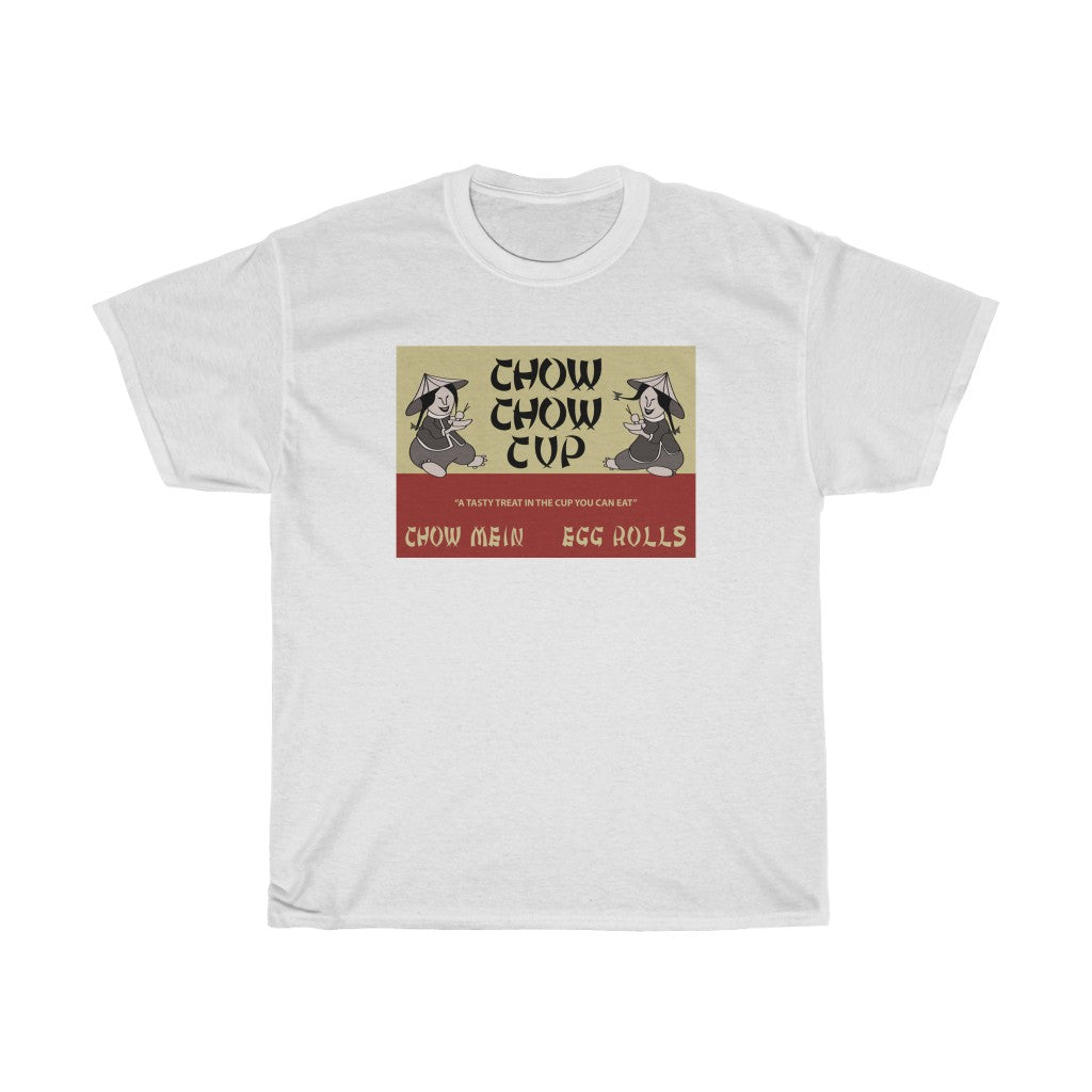Chow Chow Cup Unisex Heavy Cotton Tee