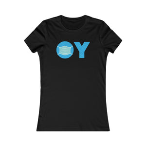 OY with Face Mask Women's Tee