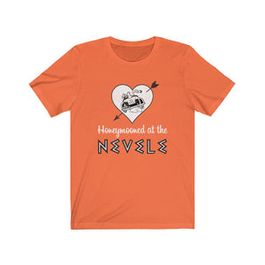 Honeymooned At The Nevele Unisex Tee