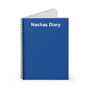 Nachas Diary Notebook