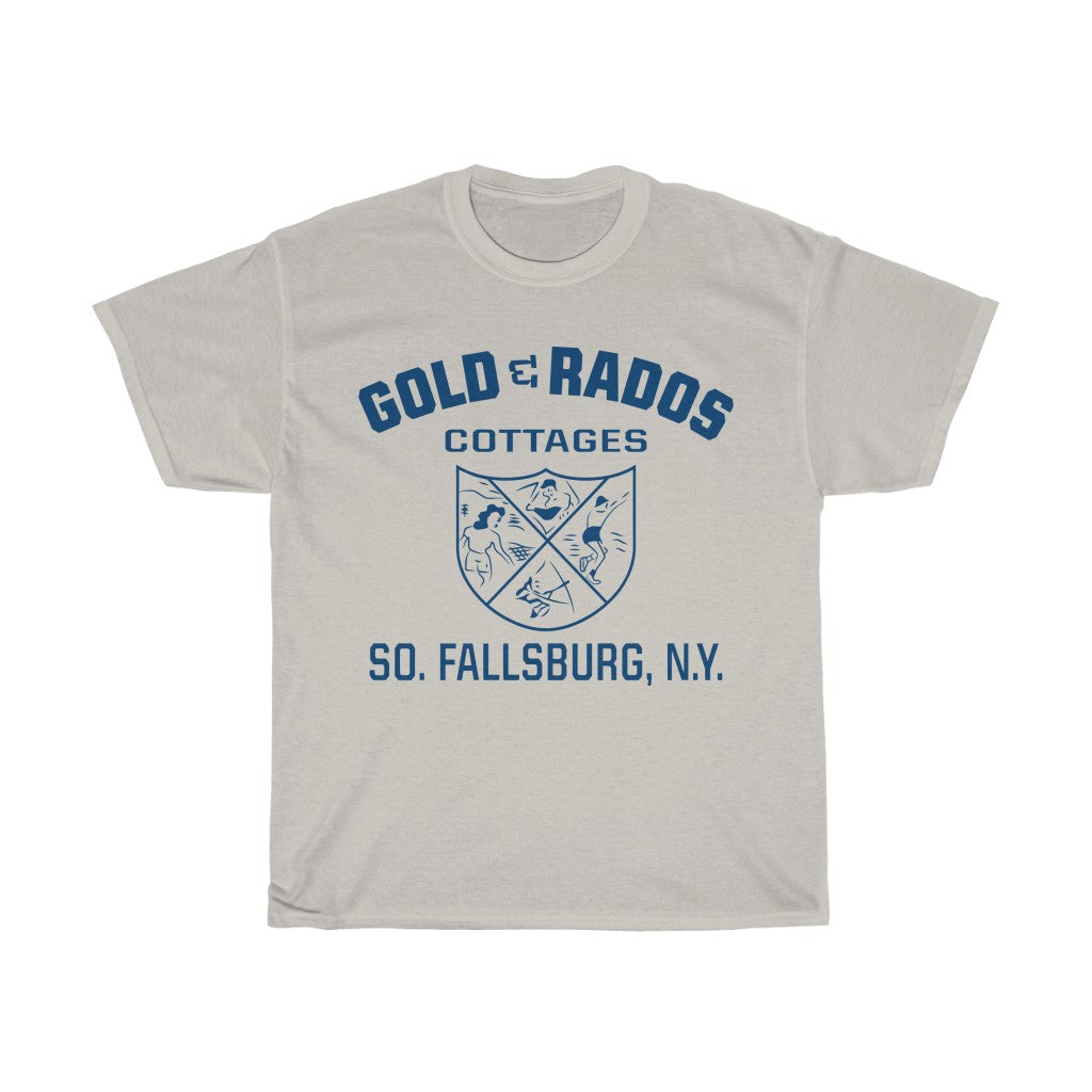 Gold & Rados Unisex Heavy Cotton Tee