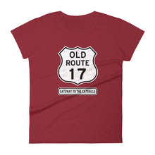 Load image into Gallery viewer, Old Route 17 Women's T-Shirt