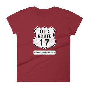 Old Route 17 Women's T-Shirt