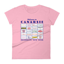 Load image into Gallery viewer, Canarsie Sign Women's T-Shirt