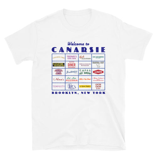 Canarsie Sign Unisex T-Shirt