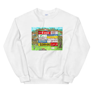 Vacation in the Catskills Unisex Sweatshirt